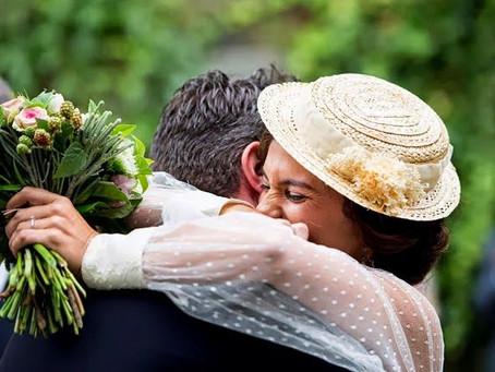Adiós velo de novia, hola sombreritos