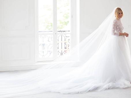 Vestidos de novia inspirados en el de Chiara Ferragni