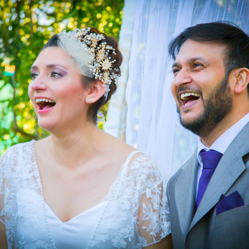 Matrimonio Chileno Hindú