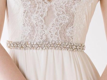 Cinturones joya: Perfectos para novias sofisticadas