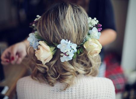 Cómo cuidar tu pelo los días previos a tu matrimonio