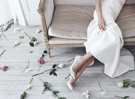 Tips para elegir tus zapatos de novia