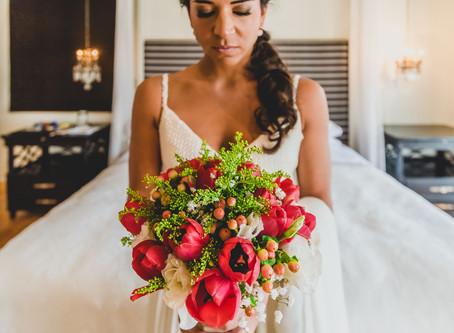 Puravida Flores: Ramos de novia silvestres, naturales y coloridos