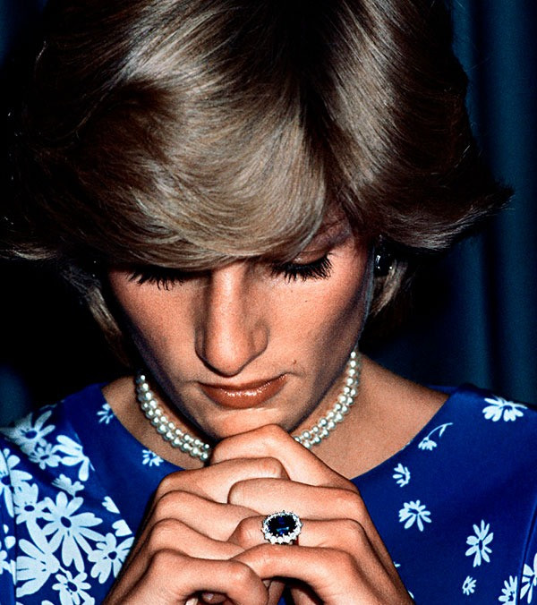 anillo compromiso lady diana