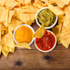 Receta: Nachos con tortillas de maíz