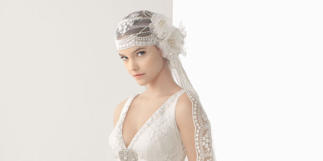 Turbante para novias
