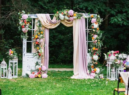 Ideas para decorar el altar de tu ceremonia
