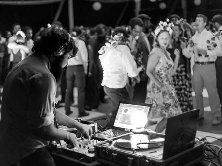 Sebastián Grez: Un DJ que apuesta por música con estilo propio