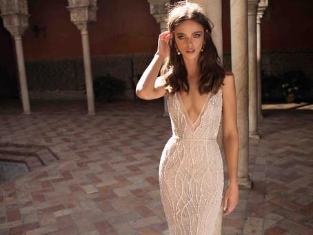 Guía para novias: Descubre el tipo de escote que más te favorece