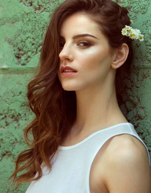 Carmen Bottinelli Maquillaje