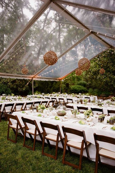 Tips para una boda al aire libre
