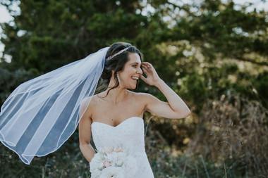 Accesorios indispensables en el look de una novia