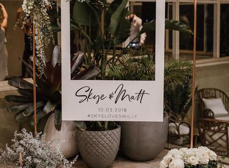 Ideas para la recepción de tus invitados
