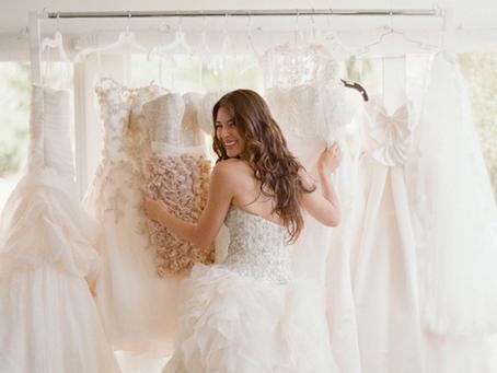 ¿Con cuánta anticipación debo comprar mi vestido de novia?