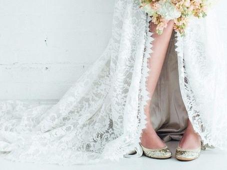 Reemplazar los zapatos altos por ballerinas