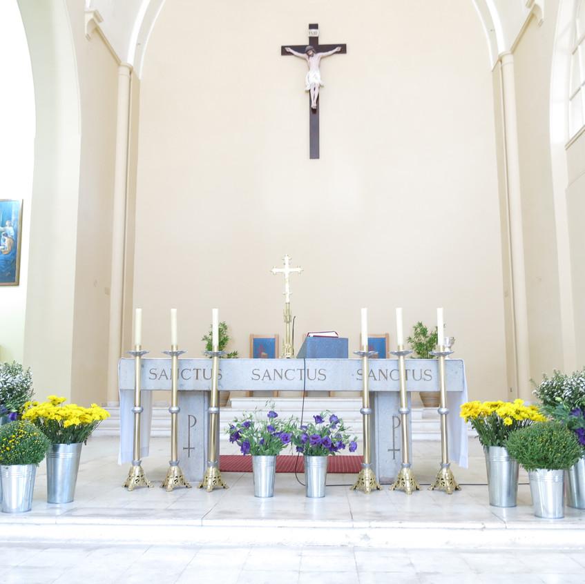 Las Marias Decoración