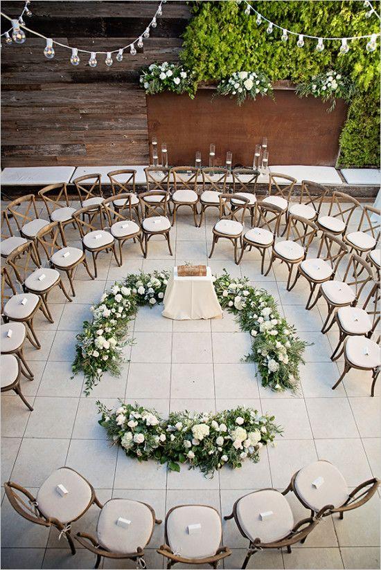Lugares donde hacer la ceremonia