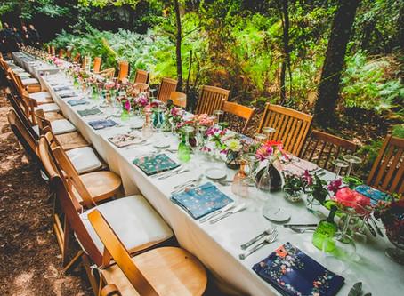Matrimonio verde: Casarse en el bosque