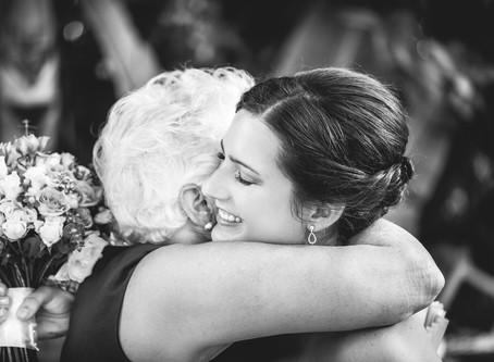 Consejos para salir perfecta en las fotos de tu matrimonio