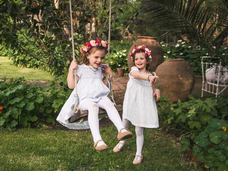 Paola y Antonia Fotografía: Especialistas en congelar los mejores momentos