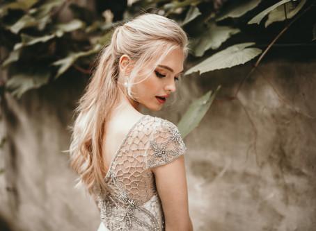 Peinados que las novias 2018 usarán