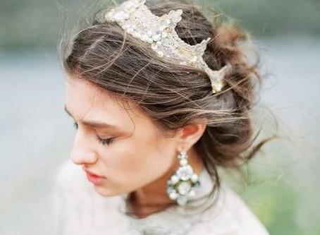 Novias con corona: Porque esa noche eres la Reina