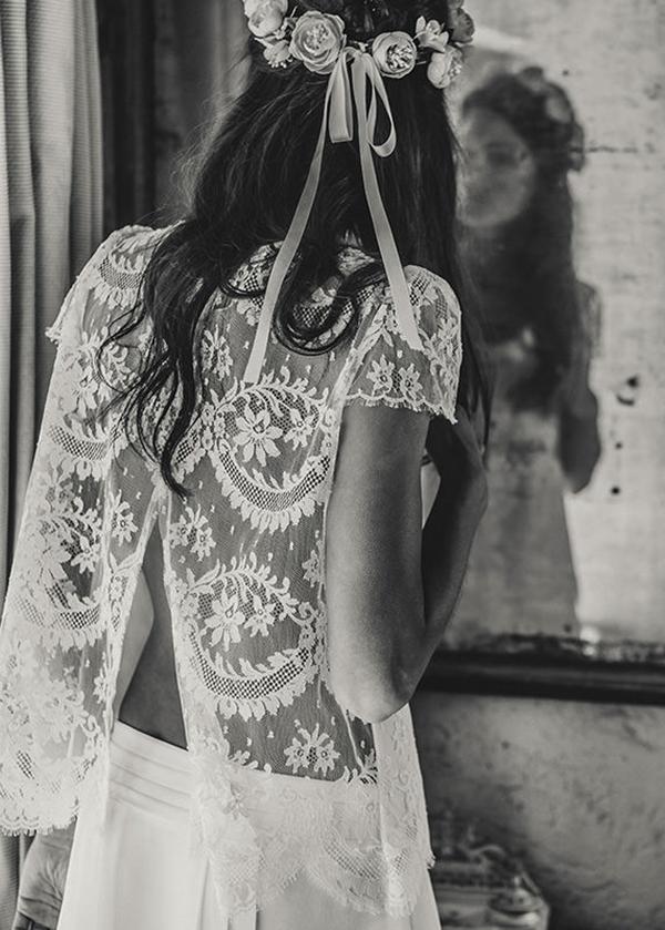 Transformación vestido de novia