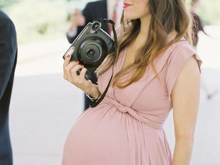 Cómo vestirte si te invitan a un matrimonio y estás embarazada