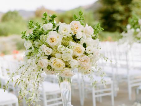 Flores de boda y sus significados