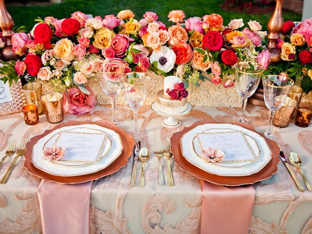 Rose Gold: El color que conquistó a las novias este 2018