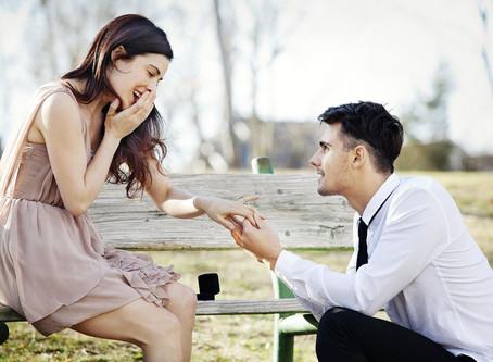 Ocho ideas para proponer matrimonio