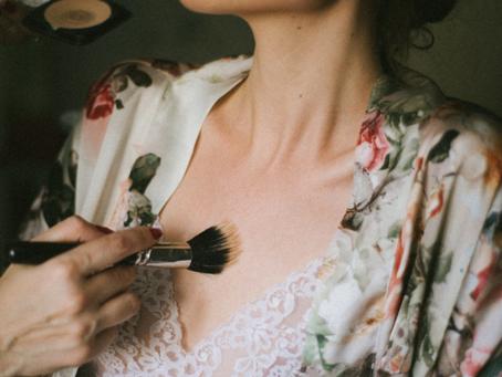 Bata de novia: un detalle muy útil que vas a agradecer