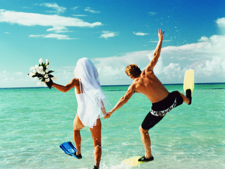 Espectaculares destinos de playa para tu Honeymoon
