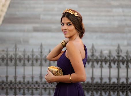 Tendencia: Invitadas de boda con diademas