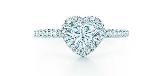 Tiffany & Co. Soleste Heart
