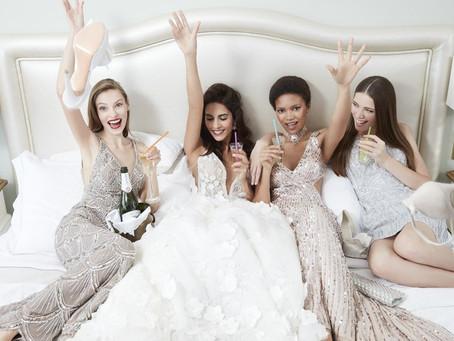 Descubre tu vestido de novia según tu personalidad