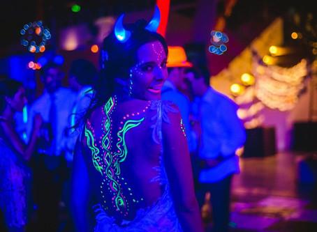 """La Maquilleria"" convierte tu fiesta en la mejor Full Moon Party"