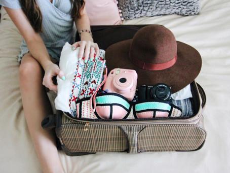 Honeymoon: Cómo hacer tu maleta como una experta