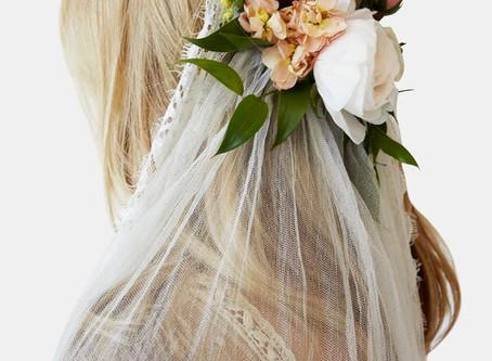 Guía para elegir tu velo de novia perfecto