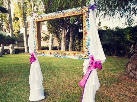 Photocall: La evolución de la cabina fotográfica para tu matrimonio