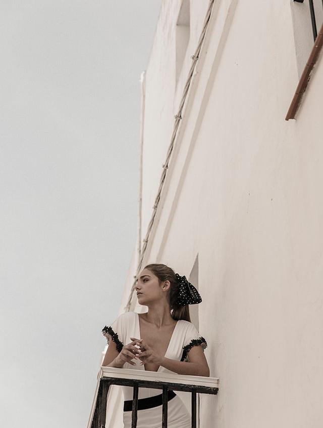Novias Blanco y negro