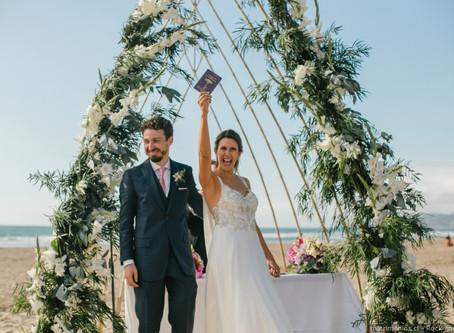 Ideas originales para incluir en tu matrimonio civil