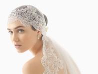 Turbantes para novias: una opción para cambiar el tradicional velo