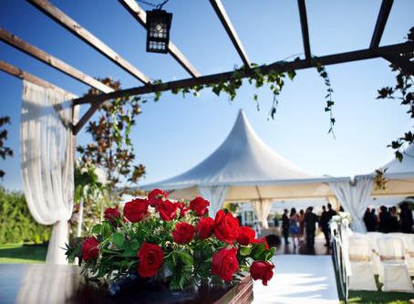 ¿Qué flores elegir para la decoración de tu matrimonio?