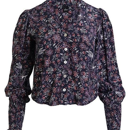 Else Nomad Chic Shirt in Floral Print