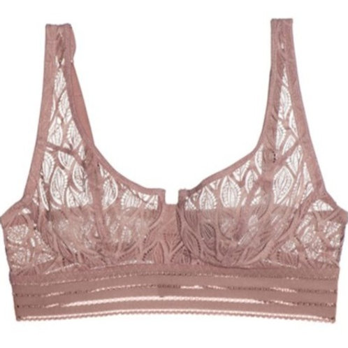 Else Belize Underwire Bra in English Rose