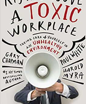 Girl Gone Reading: Rising Above a Toxic Workplace