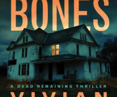 Girl Gone Reading: Forgotten Bones (Dead Remaining #1)