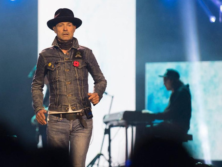 Gord Downie - Ahead By A Century, A Year Later