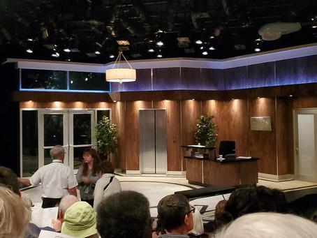 Girl Gone Local: Lobby Hero at Capital Repertory Theater